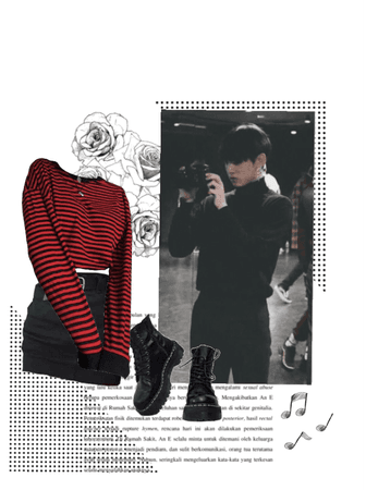 YOUR DATE WITH JUNGKOOK 🖤