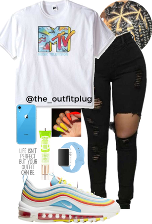 MTV's ootd!