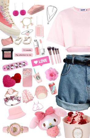 pink makes me happy!
