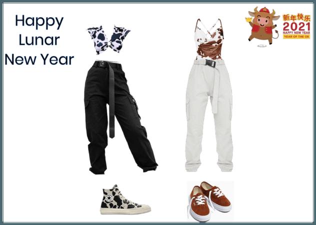 Happy Lunar Year: Year of the Ox