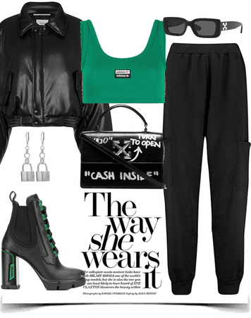 get the edgy style