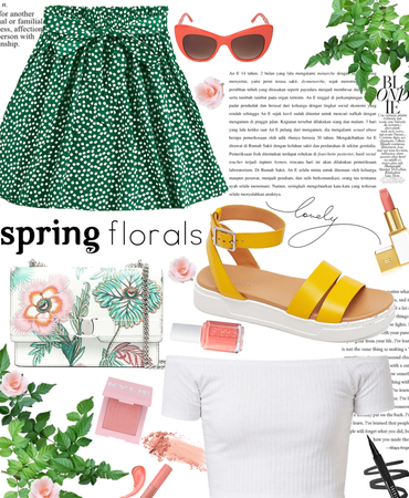 spring florals🌿🌸