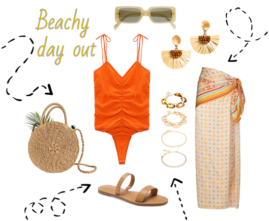 Beachy day out