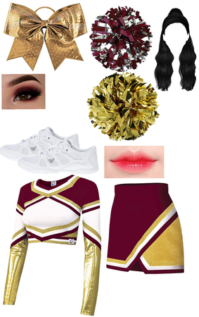 cheer (games, and comps)