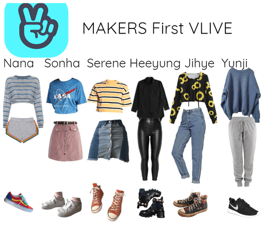 MAKERS First VLIVE