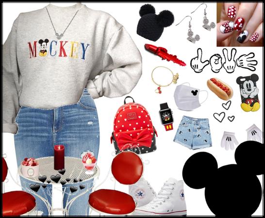 "Design for @kalaaaalalove43 ""Mickey Mouse"""
