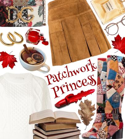 FALL 2021: Patchwork Princess