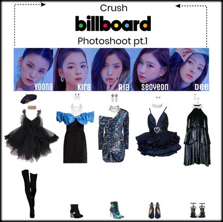 Billboard photoshoot pt.1