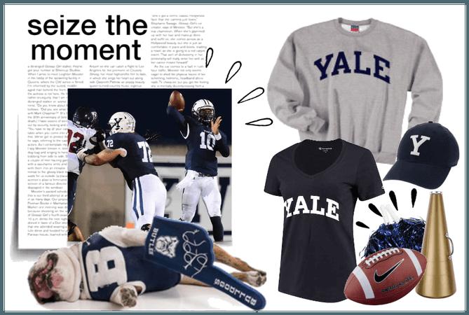 CollegeFootball-KickOff: Yale!