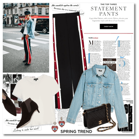 Spring Trend: Statement Pants