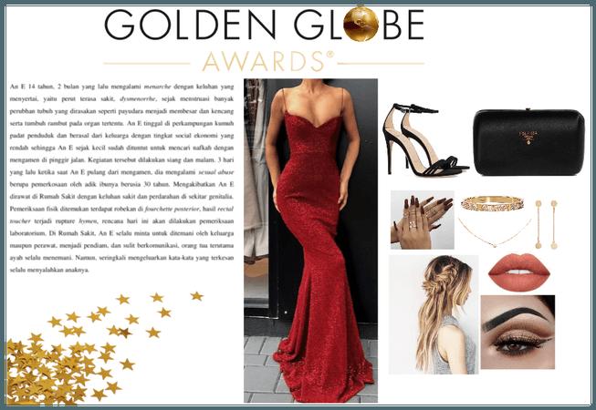 Golden Globe Look