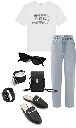 SIMPLE OUTFIT BUT STYLISH