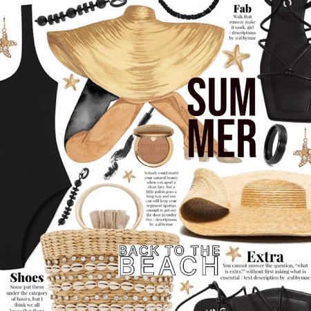summer 🖤🤎