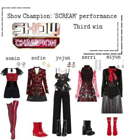 Show Champion performance
