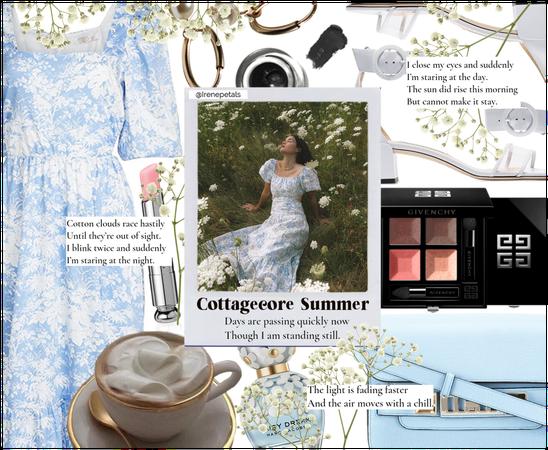 Cottagecore Summer ( 6.9.2021 )