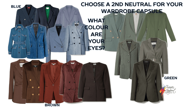 2nd Neutral for wardrobe capsule