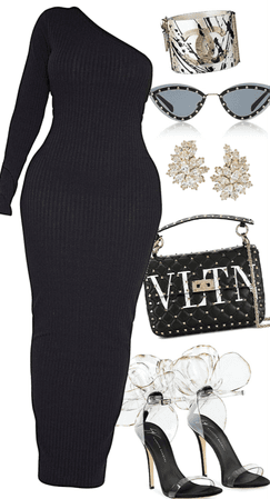 yelloutfashion daily look / LBD