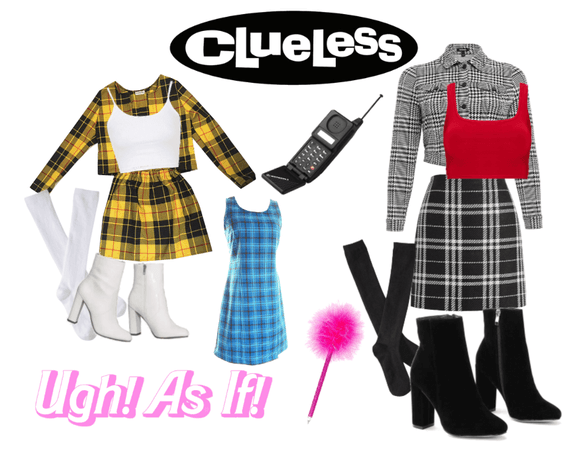 Clueless Costumes