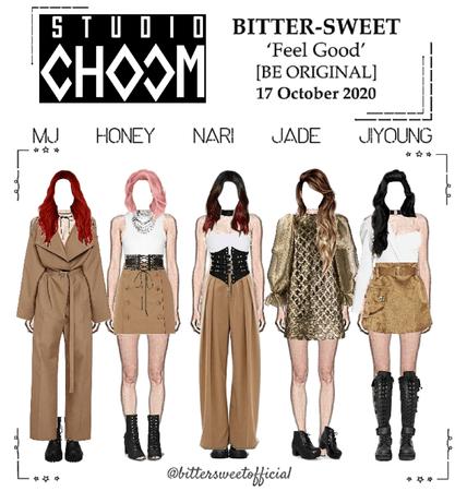 BITTER-SWEET [비터스윗] Studio Choom 201017