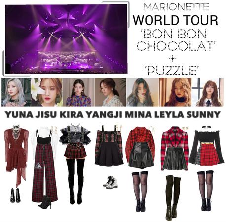 {MARIONETTE} World Tour Hong Kong Concert