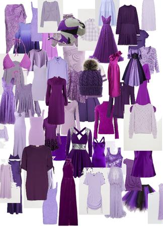 Wow Purple