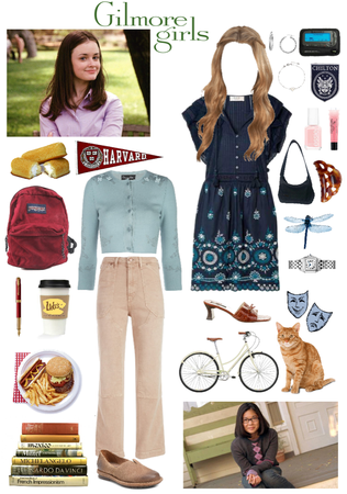 If I Were in Gilmore Girls