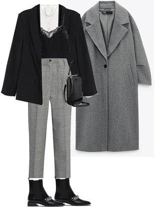 classy grey