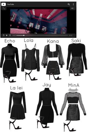 Black Dress teaser 2
