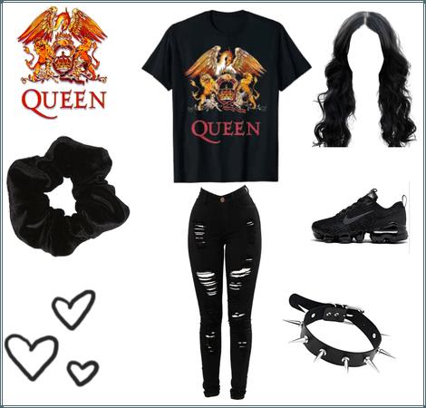 Musical: Queen band