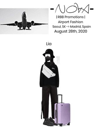 -NOVA- RBB   Lia Airport Fashion