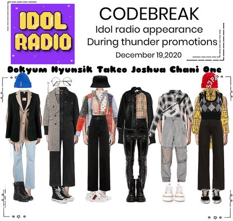 CB idol radio apperance
