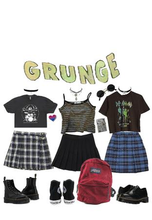 tumblrcore grunge