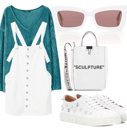 White and colour