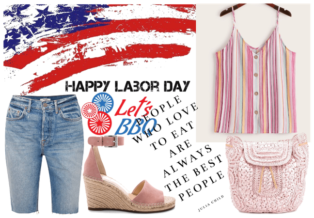 Labor Day Weekend Style - Let's BBQ!