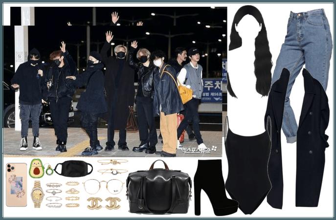 the 8th member: airport