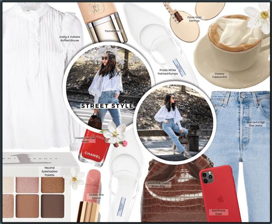 Spring Street Style: Back to basics ( 5.14.2021 )