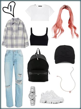 Outfit Idea - Kpop Idol