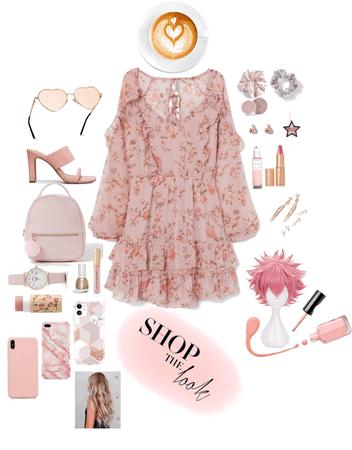 pink pinky 😍
