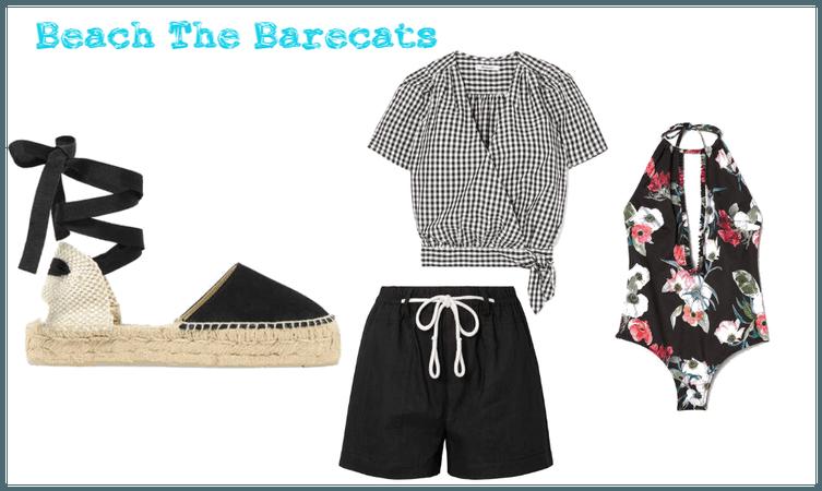 Beach the Barecats