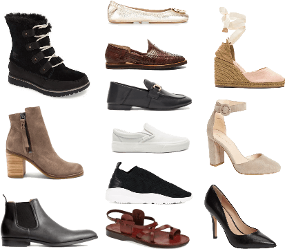 Capsule Wardrobe: Shoes