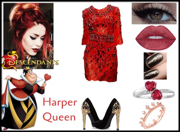 Harper Queen - Formal