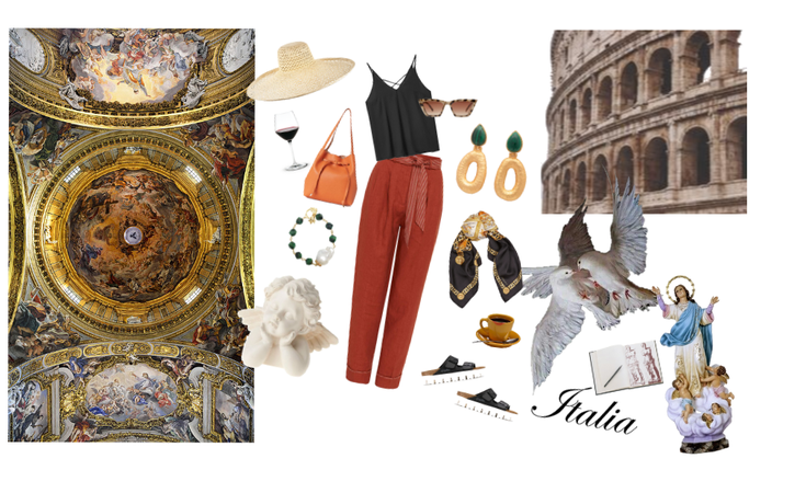 City Exploring - Rome in Spring