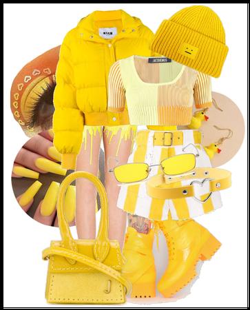Extra Yellow