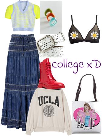 college xD