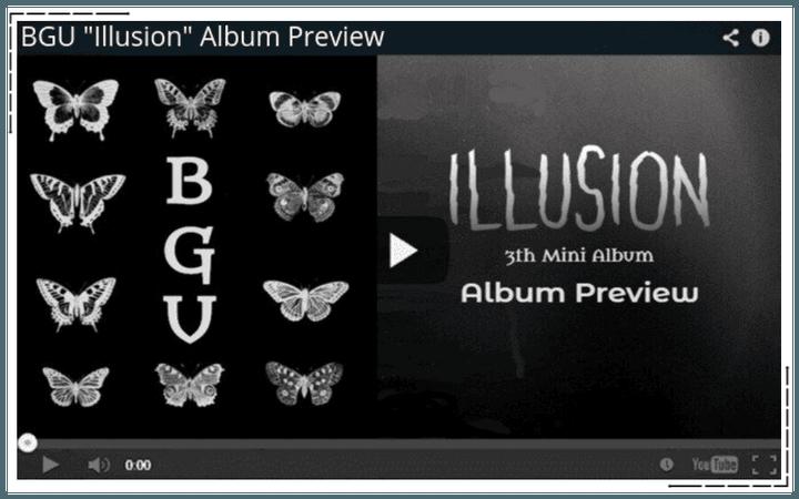 """BGU """"Illusion"""" Album Preview"""