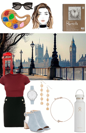 London artist