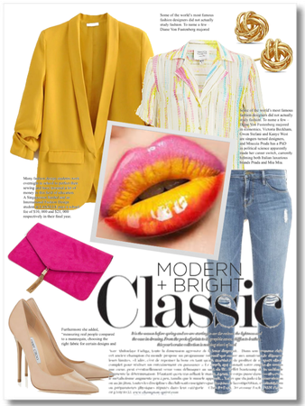 Modern, Bright and Classic