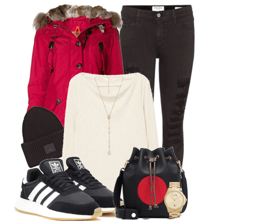 Winter Day Layers