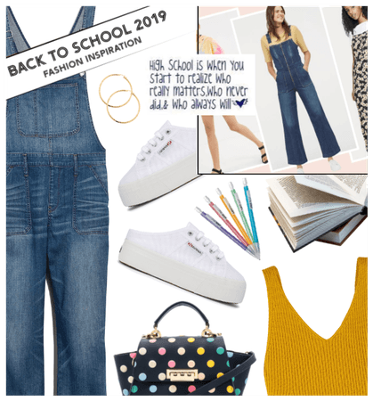 H.S. Back 2 School Style
