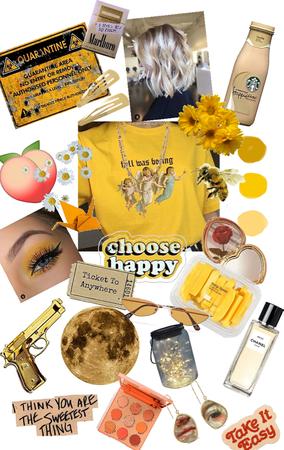 yellow 🎃⚡️💛